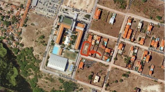 Terreno Em Dunas, Fortaleza/ce De 0m² À Venda Por R$ 350.000,00 - Te604658