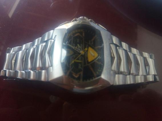 Vendo Relógio Tonino Lamborguini Conservado Nota Fiscal