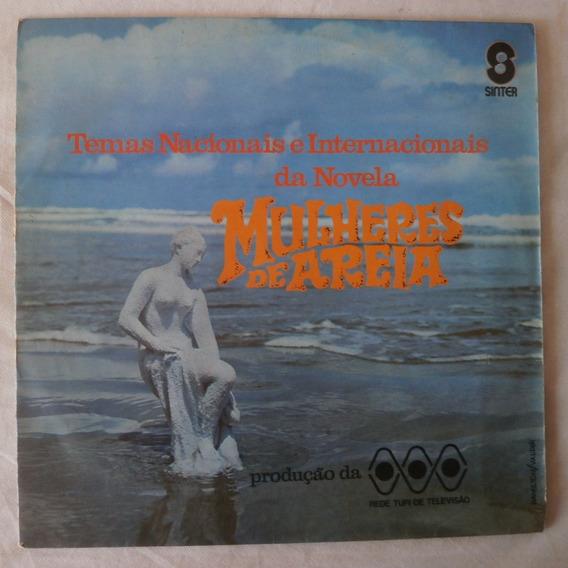 Lp Mulheres De Areia 1973 Vinil Internacional Novela Da Tupi
