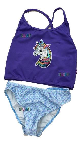 dbc613e9394f Bikinis Ninas Talle 10 - Trajes de Baño en Mercado Libre Argentina