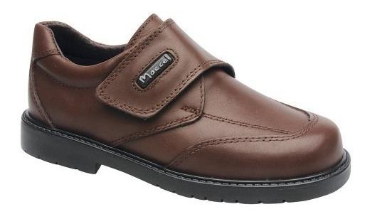 Zapatos Con Abrojo De Cuero Marcel 34 Al 41 Mundo Ukelele