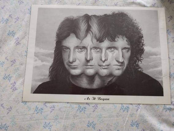 Pintura Queen - Artista Desconhecido