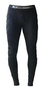 Pantalón Compresivo Portero Anta - Negro