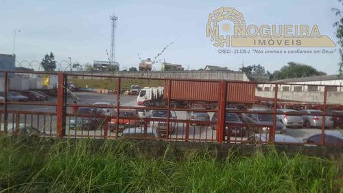 Terreno Com 5850 Área Industrial  - 3896