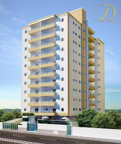 Imagem 1 de 9 de Apartamento Com 2 Dormitórios À Venda, 72 M² Por R$ 338.800 - Vila Guilhermina - Praia Grande/sp - Ap4232