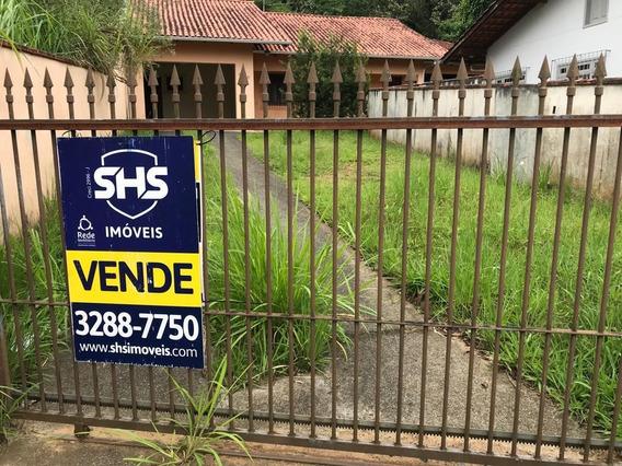 Casa Com 3 Dormitórios À Venda, 180 M² Por R$ 470.000 - Água Verde - Blumenau/sc - Ca1024