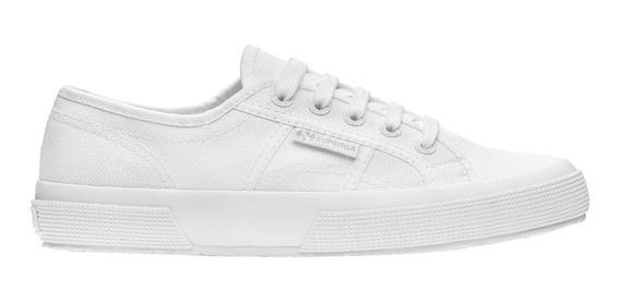 Zapatillas Mujer Blancas Superga Total White Originales