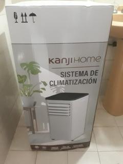 Aire Frío Calor Kanji