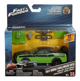 Fast & Furious 2011 Dodge Challenger P Customização - Mattel