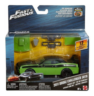 Velozes E Furiosos Kit Customização Dodge Challenger Mattel