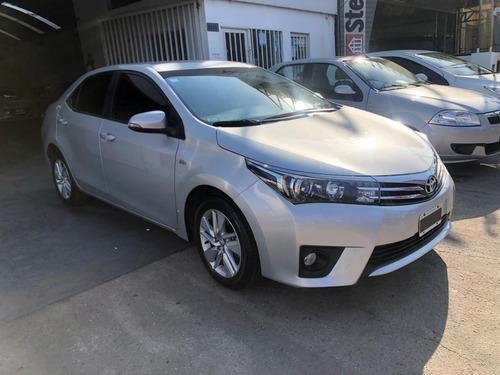 Toyota Corolla Xei Cvt 2015. Impecable 62000 Km