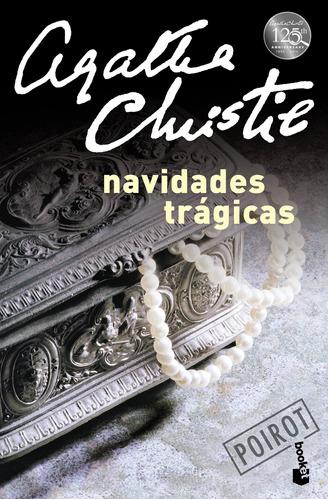 Imagen 1 de 1 de Navidades Trágicas Agatha Christie Booket