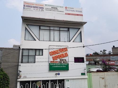 Se Renta Oficina Para Consultorio En Santa Monica, Tlalnepantla
