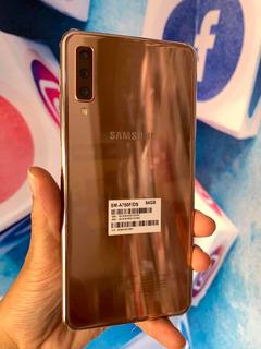 Lançamento Samsung A7 2018 Câmera Tripla