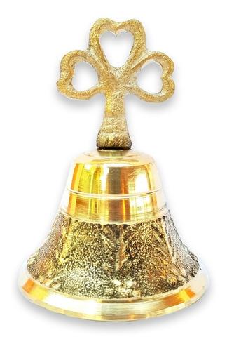 Imagen 1 de 3 de Campanilla (campana) No. 2 De Bronce