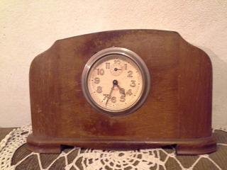 Reloj Antiguo Made In France Estilo Luis Xv. Del Año 1952
