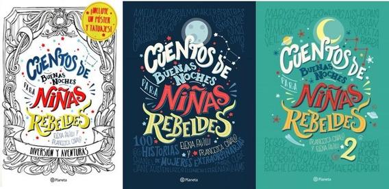 P. Dura 3x1 Cuentos De Buenas Noches Para Niñas Rebeldes 1 2