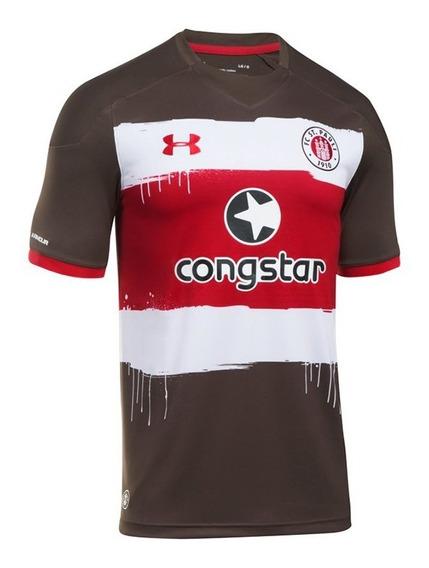 Camiseta St Pauli Original 2.bundesliga Alemania 2017/18