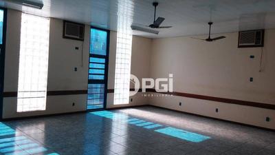 Conjunto Comercial Para Locação, Centro, Ribeirão Preto. - Cj0006