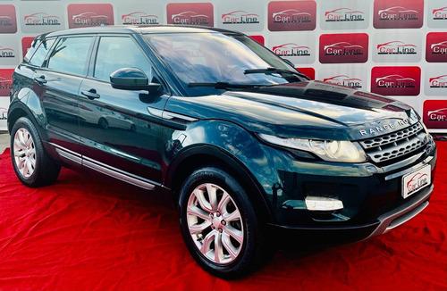 Land Rover Range Rover Evoque 2.0 Pure 4wd 16v Gasolina