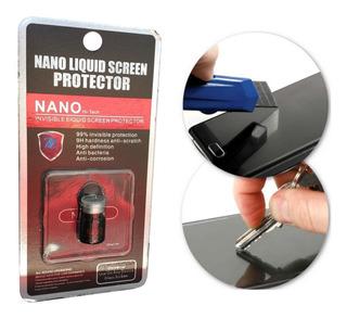 Liquido Protector De Pantalla Celular Nano Tech-anti Rayones