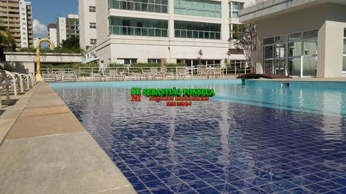 Apartamento 183 M² Alto Padrão Central Park Aquarius - 1612