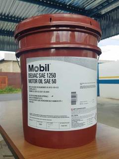Aceite Maxidiesel 50 Mobil Paila