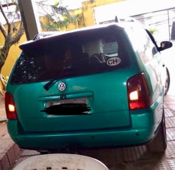 Volkswagen Parati Cl Bola 1.8 Procura...