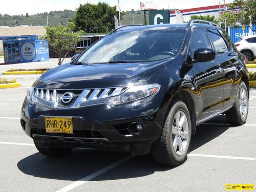 Nissan Murano 3.5 Z51 Awd