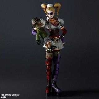 Harley Quinn Play Arts
