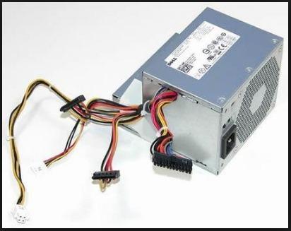 Fonte Dell H220p-00 - 220w P/ Optplex 210l 320 330 Etc