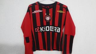 Camisa Atlético Pr _ Infantil _ Sócio Torcedor _ Umbro
