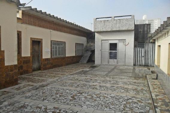 Casa Em Aviação, Praia Grande/sp De 150m² 2 Quartos À Venda Por R$ 390.000,00 - Ca338070