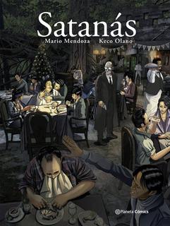 Satanás Novela Gráfica