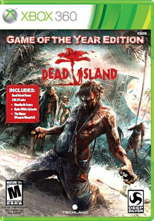 Dead Island Game Of The Year - Xbox 360