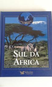 Livro Sul Da África - Guia Ilustrado