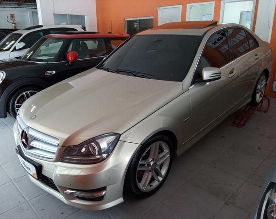Mercedes C250 Cgi Sport - 1.8, Teto.