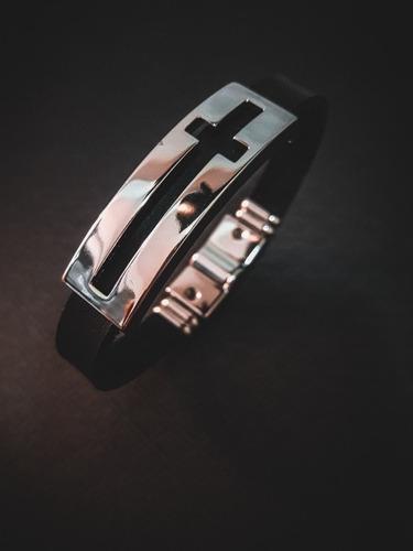 Bracelete De Couro