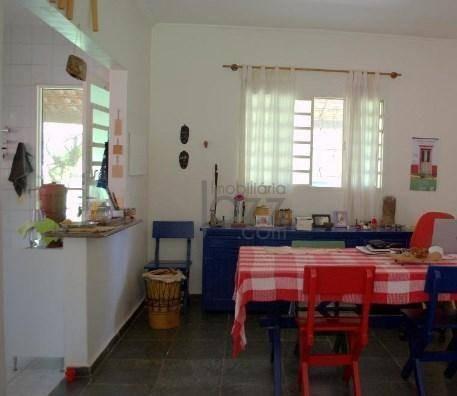 Casa Residencial À Venda, Bosque Das Palmeiras, Campinas. - Ca4282