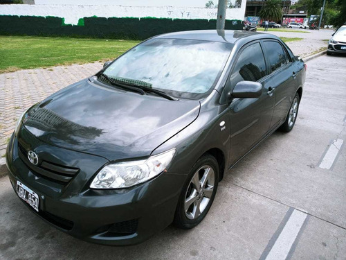 Toyota Corolla 2010 1.8 Xli Mt