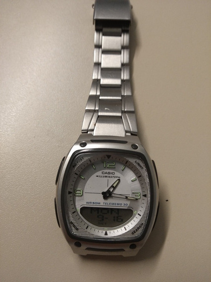 Relógio Casio Databank Aw-81