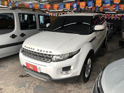 Land Rover Evoque 2.0 Pure Tech 2012