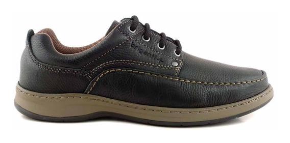 Zapatos Hombre Cuero Briganti Zapatos Confort Hcac00942