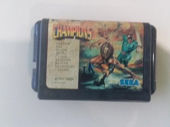 Jogo Mega Drive Eternal Champion Original Frete Grátis