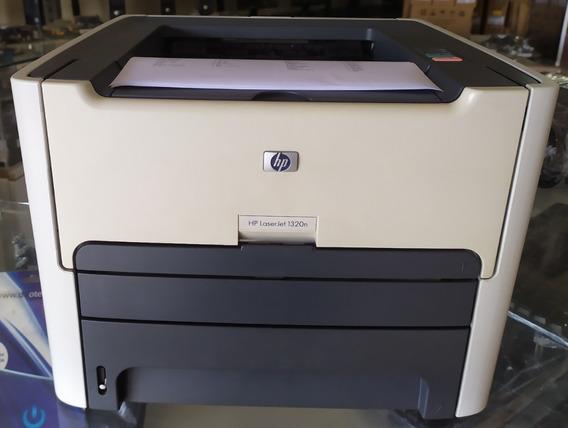 Impressora Laser Hp 1320n Rede,usb,frente E Verso Automático