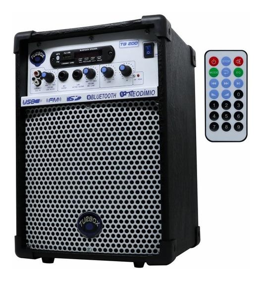 Caixa De Som Amplificada Multiuso 6 Jbl 80w Bluetooth Usb Fm