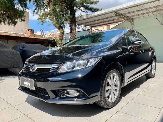 Honda Civic 1.8 Lxl Se 16v Flex 4p Automático 2012/2012