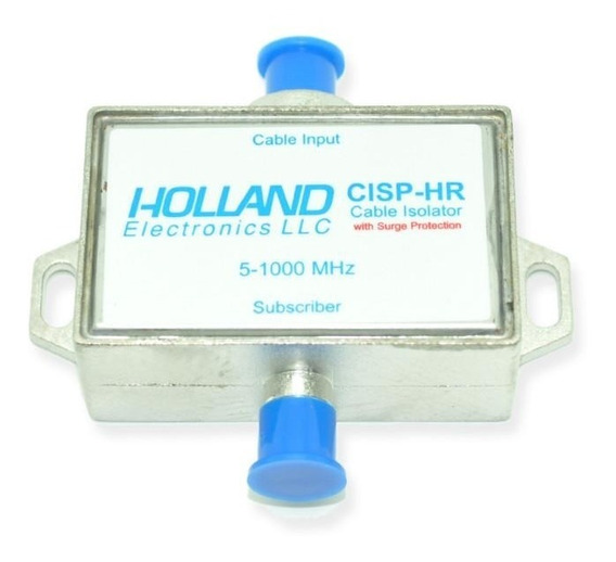 Cisp-hr Cable Isolation Filter Holland Spike Protection
