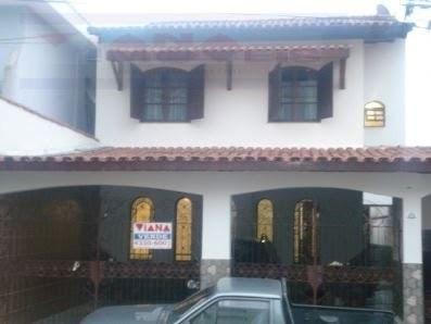 Imagem 1 de 1 de Casa Sobrado Para Venda, 4 Dormitório(s) - 7599