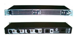 Ecualizador Grafico Stereo Gbr Eq815 15+15